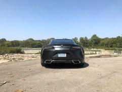 2018 Lexus LC 500 Review - 7