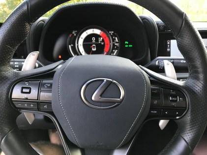 2018 Lexus LC 500 Review - 8