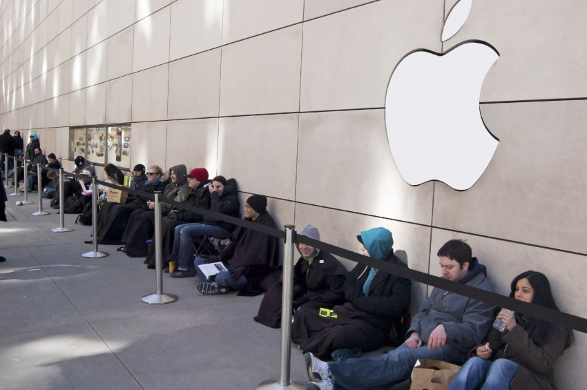 What you can expect from Apple Black Friday 2017 deals. jessicakirsh / Shutterstock.com