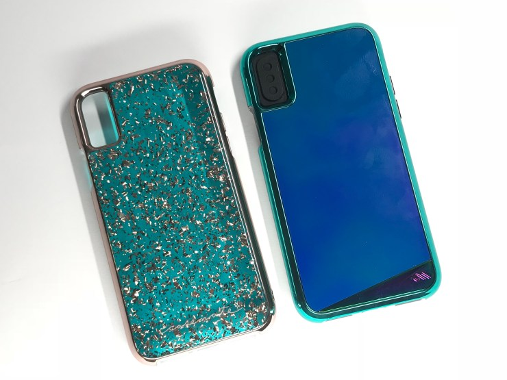 Case-Mate Mood & Karat iPhone X Cases