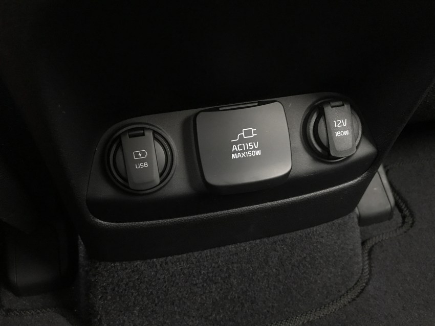 Bluetooth and USB Connectivity