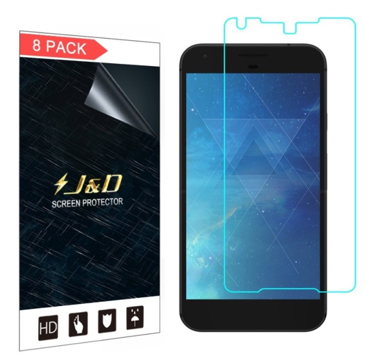 JD Clear Film 5-Pack