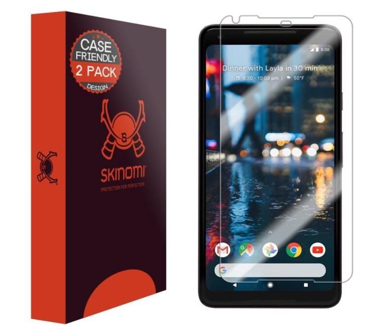 Skinomi TechSkin Film (2-Pack)