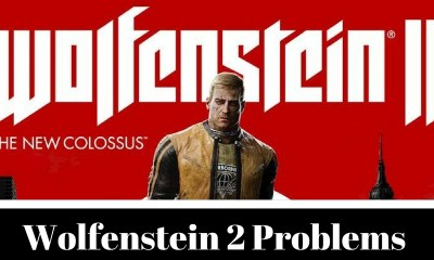 How to fix common Wolfenstein 2 problems.