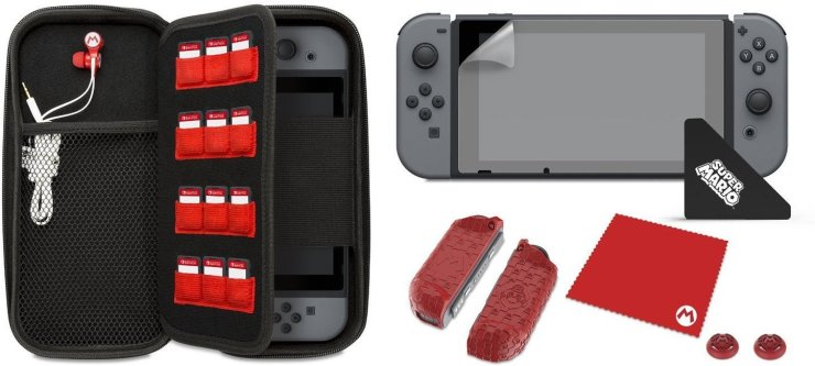 PDP M Nintendo Switch Starter Kit