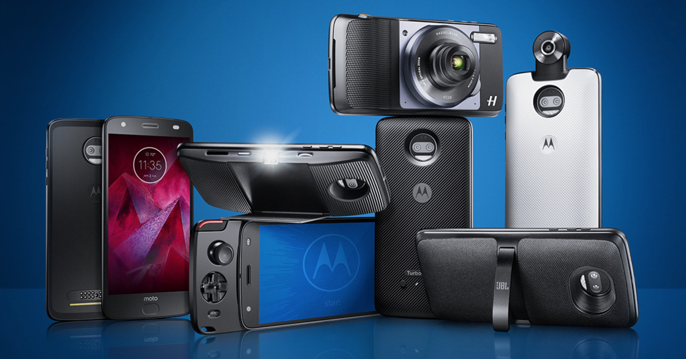 25 Best Official Moto Mods for Moto Z Phones