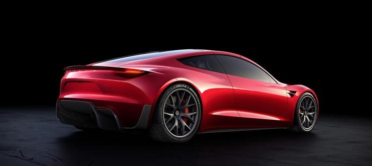 New Tesla Roadster 2 - 2020 - 5