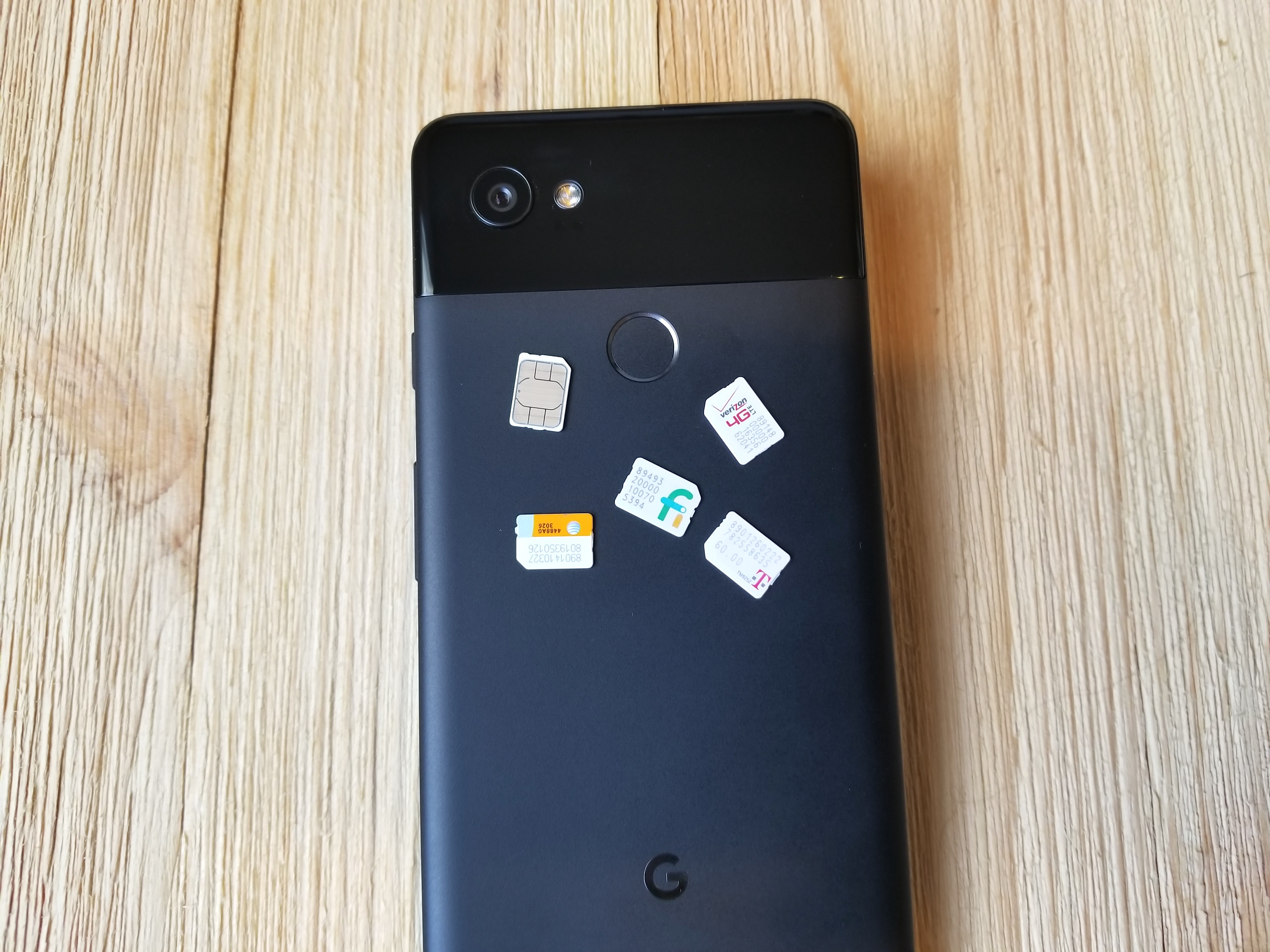 How to Change the Google Pixel 2 APN Settings
