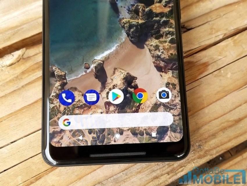 Pixel 2 XL Display Problems