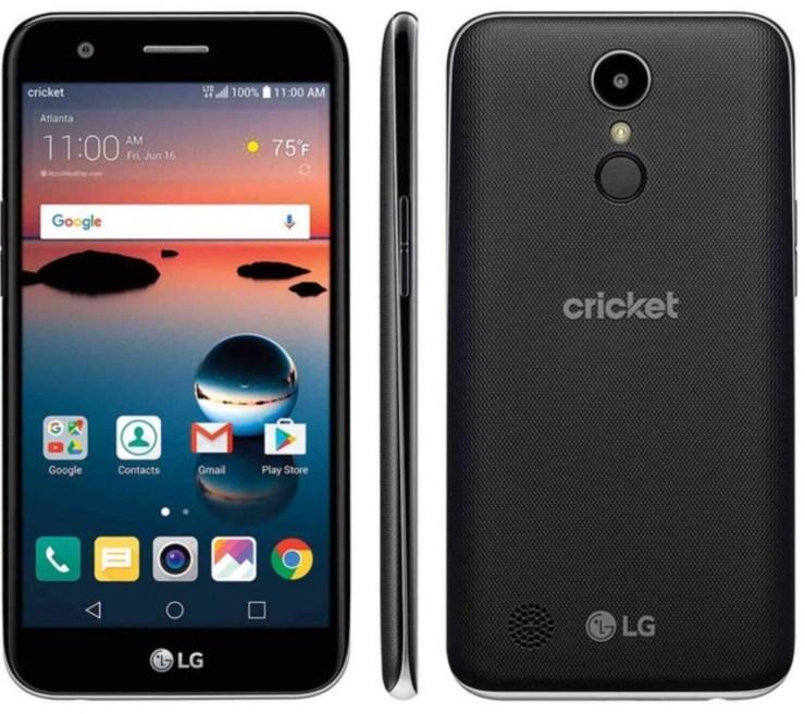 LG Harmony 2 (Cricket)