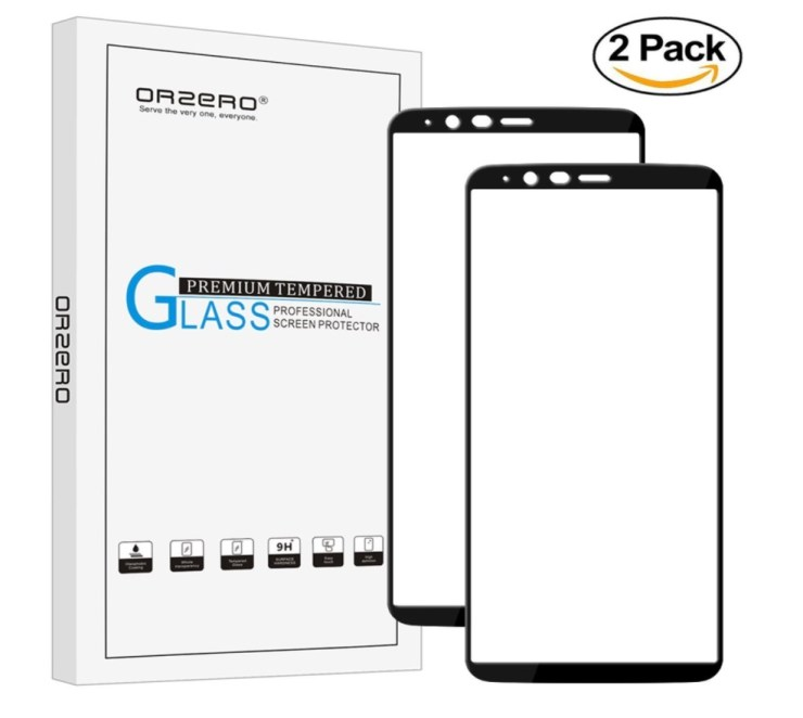 Orzero Tempered Glass 2-Pack