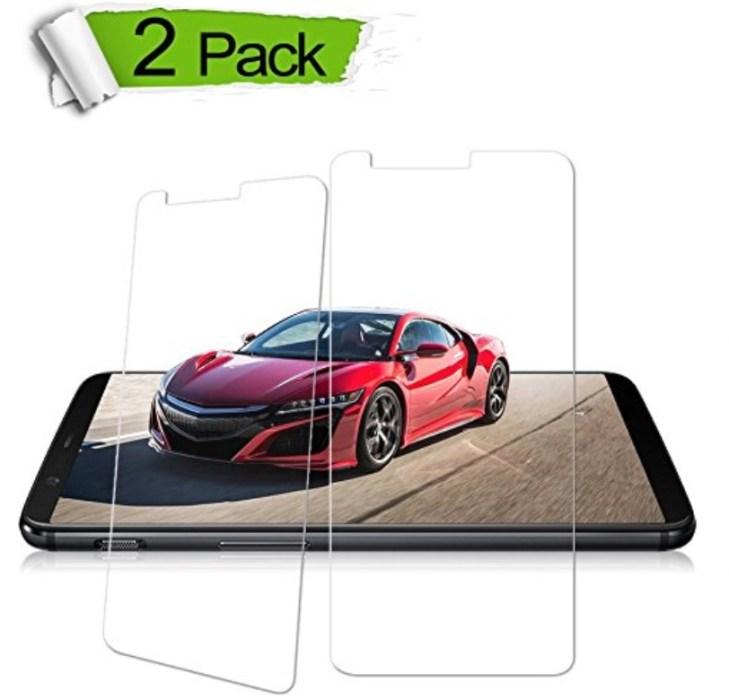 EcoPestoGo 2-pack Tempered Glass