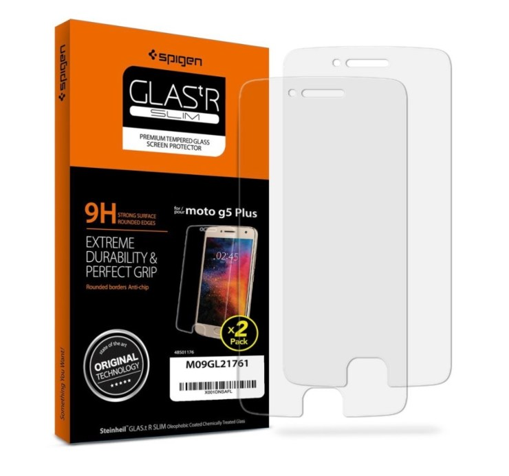 Spigen Tempered Glass 2-Pack