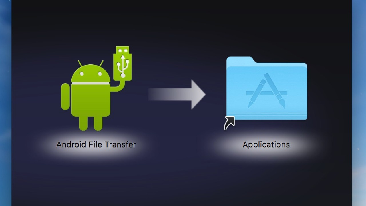How to Copy Files from Android to Mac