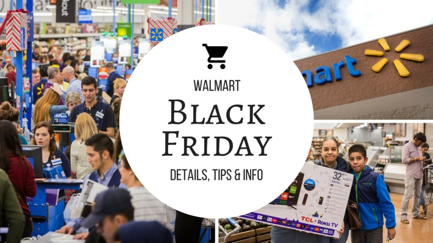 What you need to know for success during Walmart Black Friday 2017 sales.