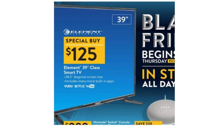 Best Black Friday 1080p TV Deals (2017)