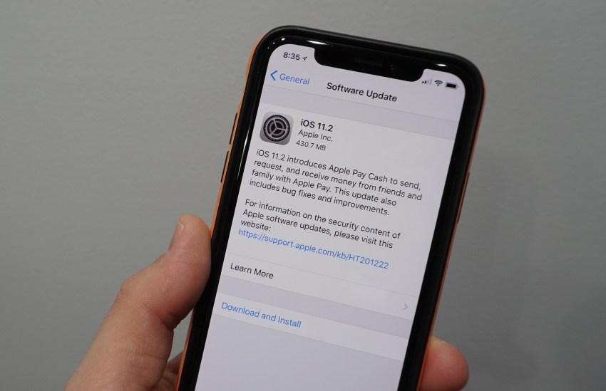 iPhone X iOS 11.2 Impressions