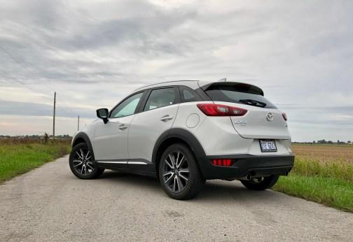 2018 Mazda CX-3 Review - 11
