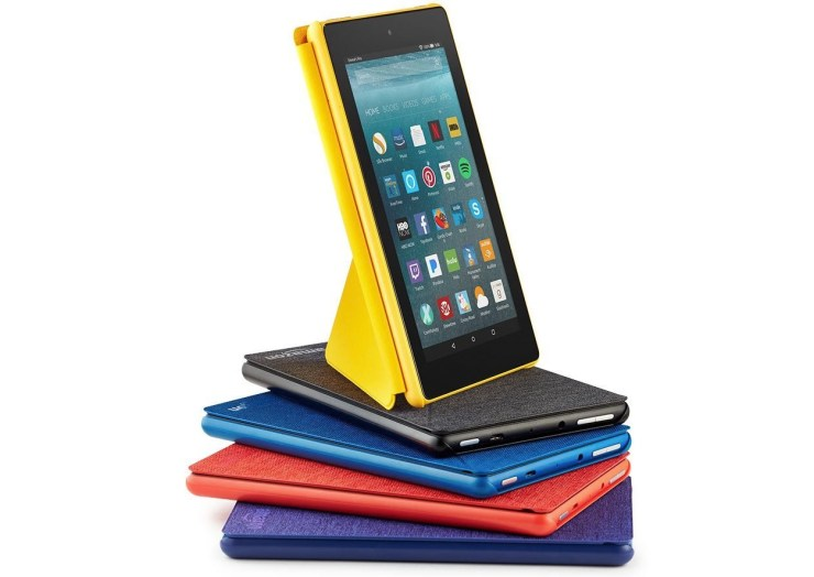 Wait for the 2018 Fire 7 Tablet