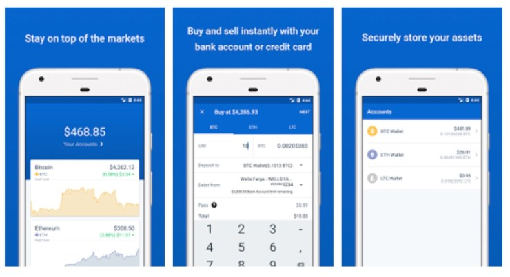 10 Best Cryptocurrency Apps & Wallets for Android