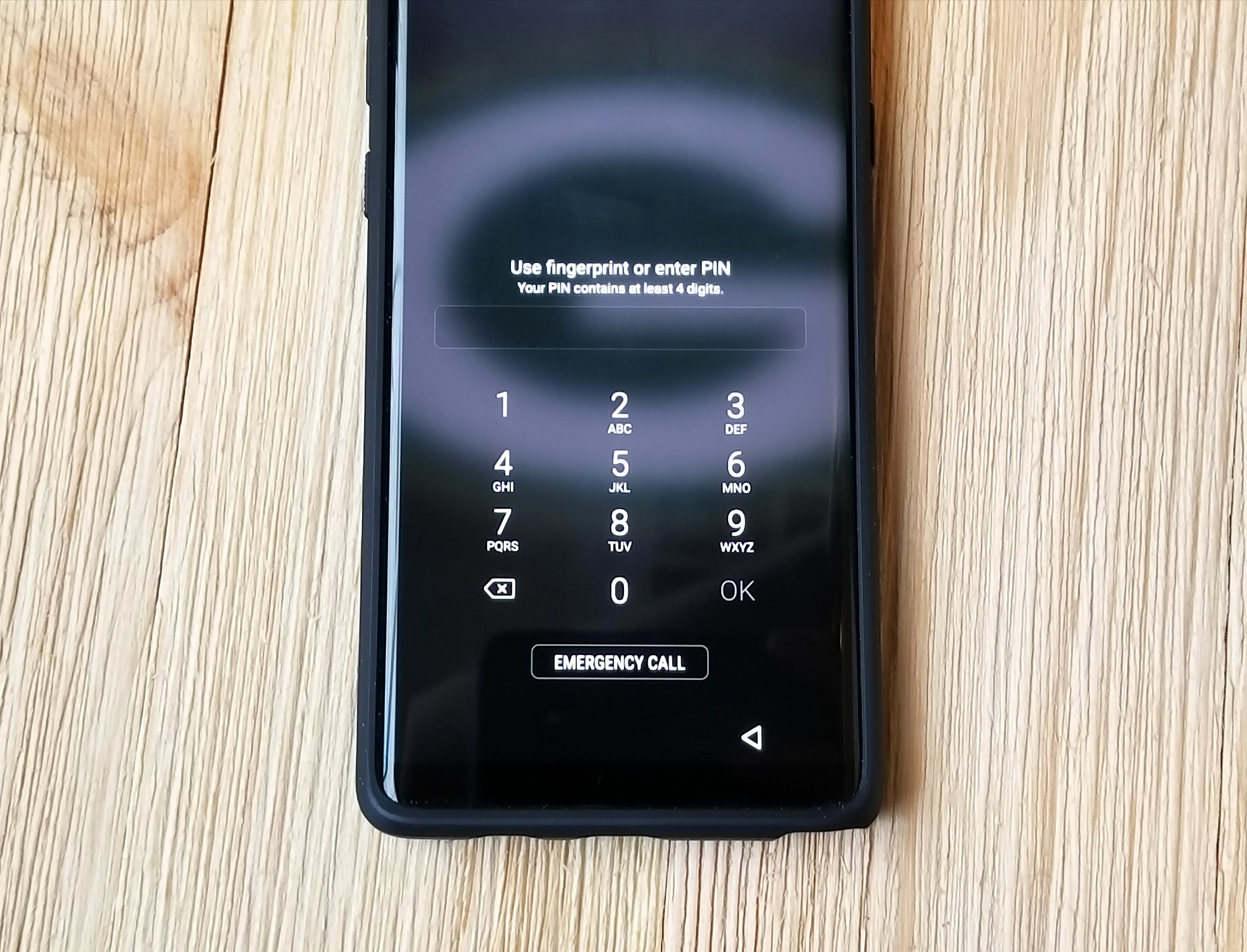 How to Remove the Emergency Call Button on Android's Lockscreen