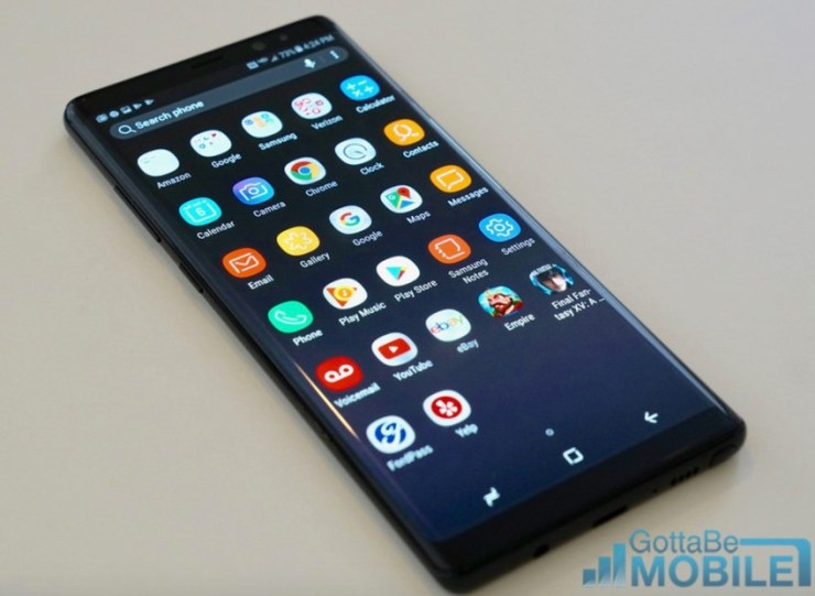 Install for This Galaxy Note 8 Feature