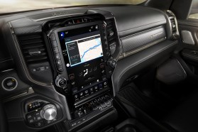 2019 Ram 1500 – Uconnect 4C with 12-inch Screen