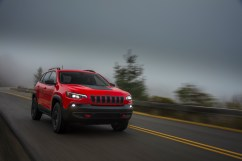 2019 Jeep® Cherokee Trailhawk