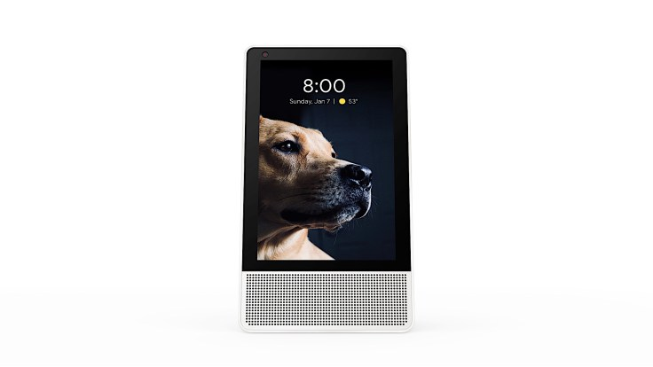 Lenovo Smart Display with Google Assistant - 1