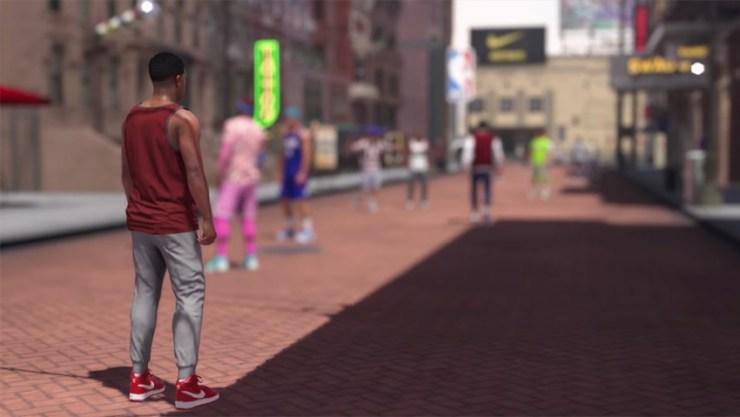 NBA 2K19 - Summer