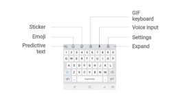 A new and improved Samsung keyboard