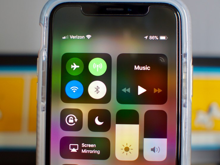 What Do The Bluetooth Wifi Symbols Mean In The Iphone Control Center