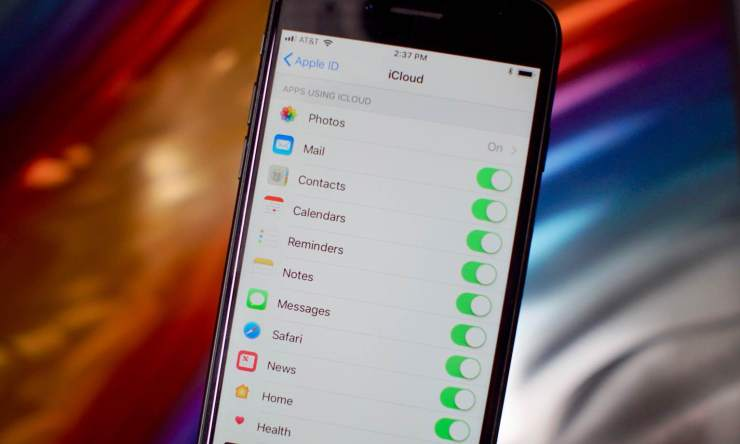 Messages on iCloud