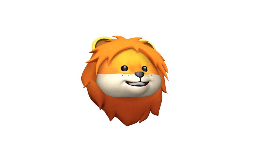 New Animoji for iPhone X