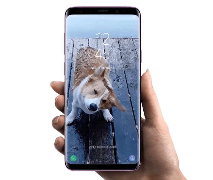 Galaxy S9+ vs S8+: Design & Display