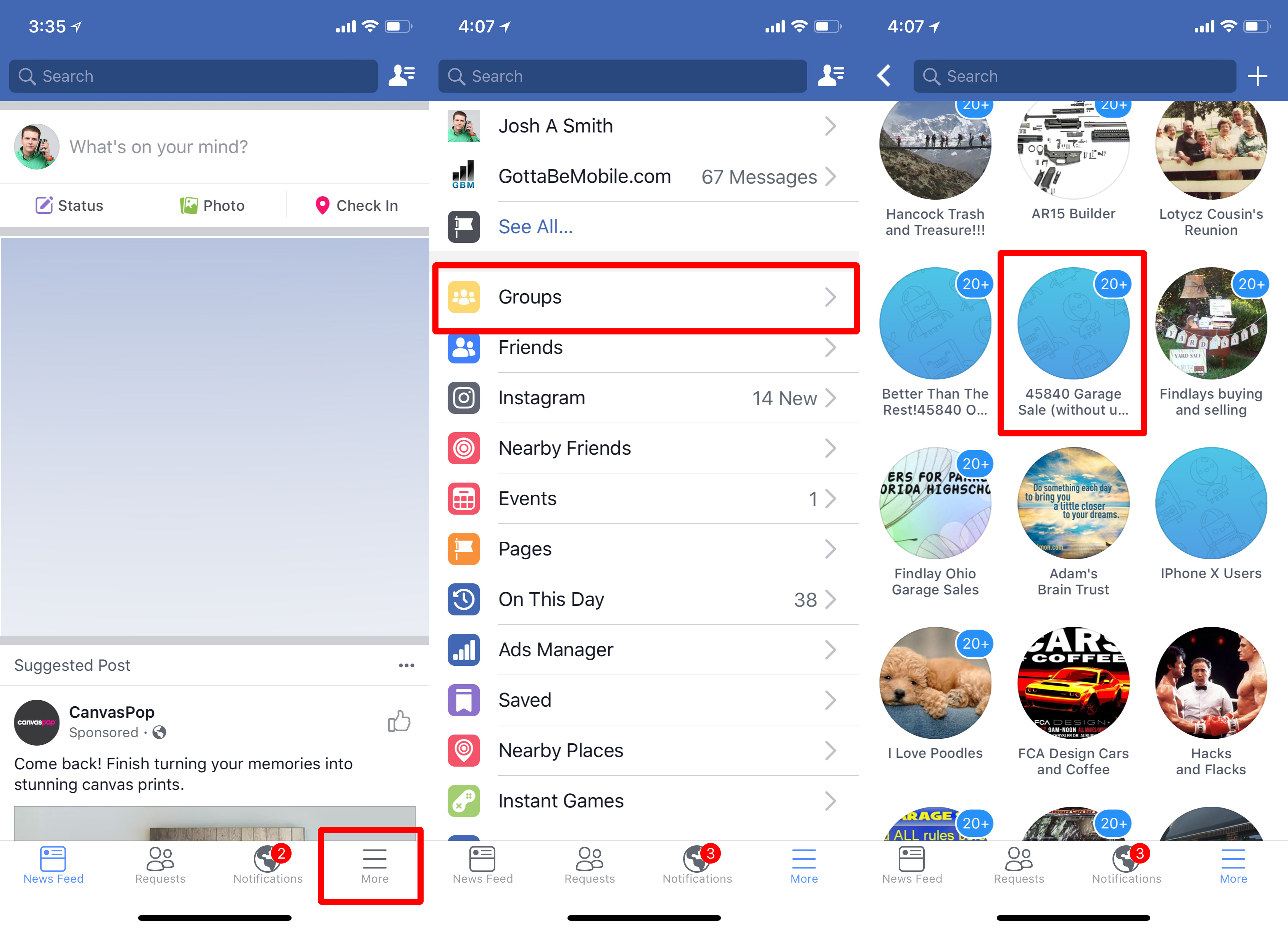 How to Stop Annoying Facebook Group Notifications