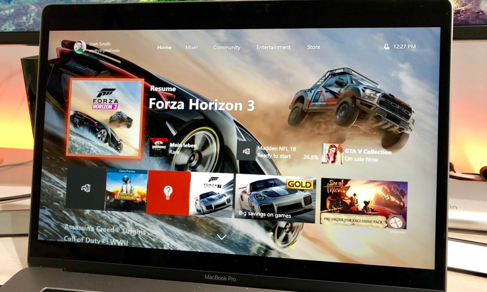 How to Play Xbox One Games on Mac