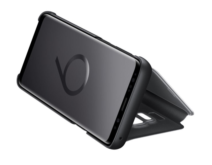 Samsung Clear View Stand Cover