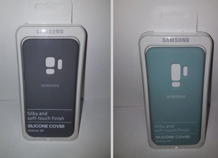 Galaxy S9 Silicone Cover Case