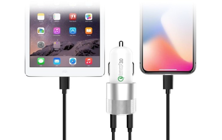 5 Best iPhone Fast Car Chargers