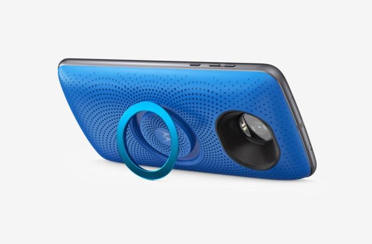 Moto Stereo Speaker Mod