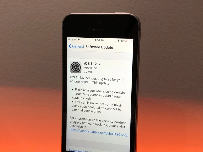 Get Familiar with Older iOS Updates If You Need To