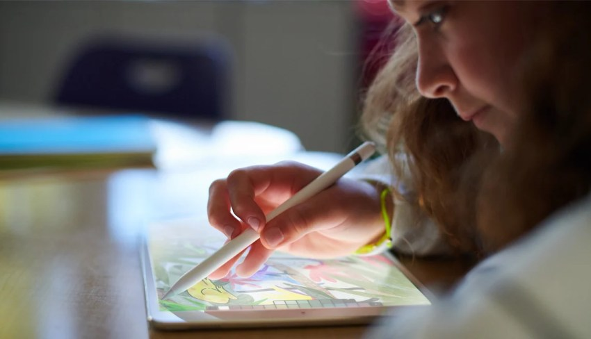 Finally, there is a cheap iPad with Apple Pencil support.