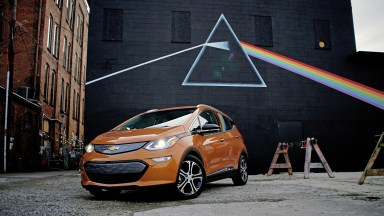 2018 Chevy Bolt Review - 7