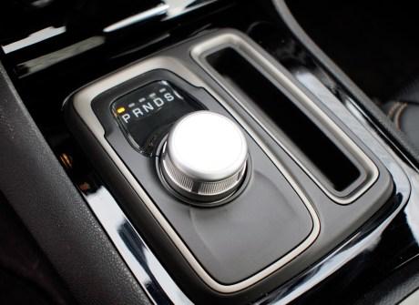 2018 Chrysler 300 Review - Shifter