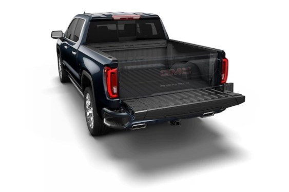 2019 GMC Sierra Tailgate - MultiPro Tailgate Features - 6
