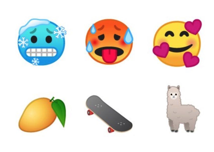 Over 150 New Emoji in Android P