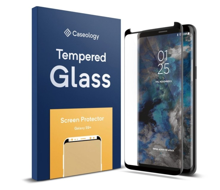 Caseology Tempered Glass (Easy Install Tray)