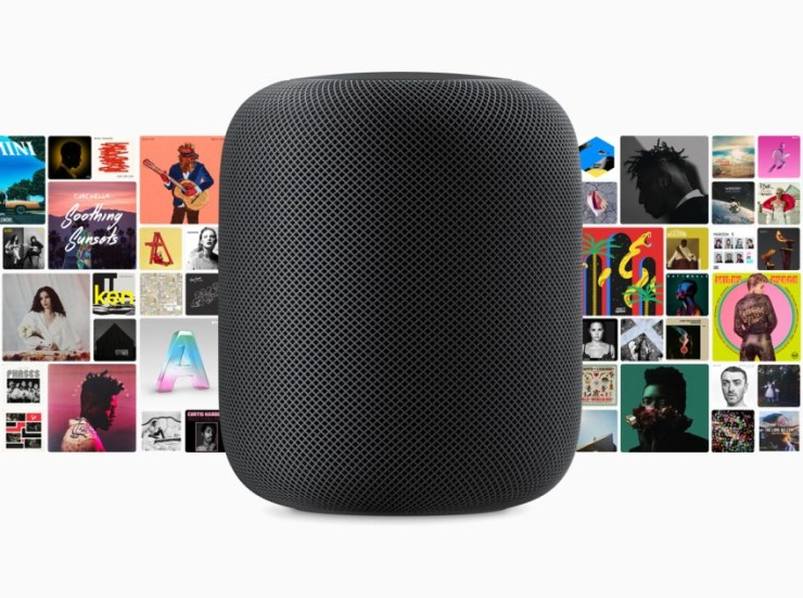 Control Your HomePod