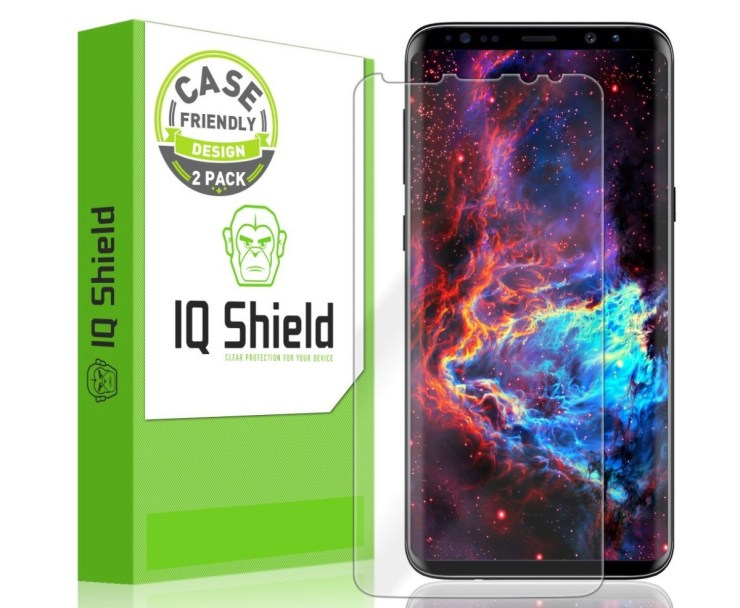 IQShield LiquidSkin Full Cover